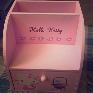 Hello Kitty office/ desk top organizer